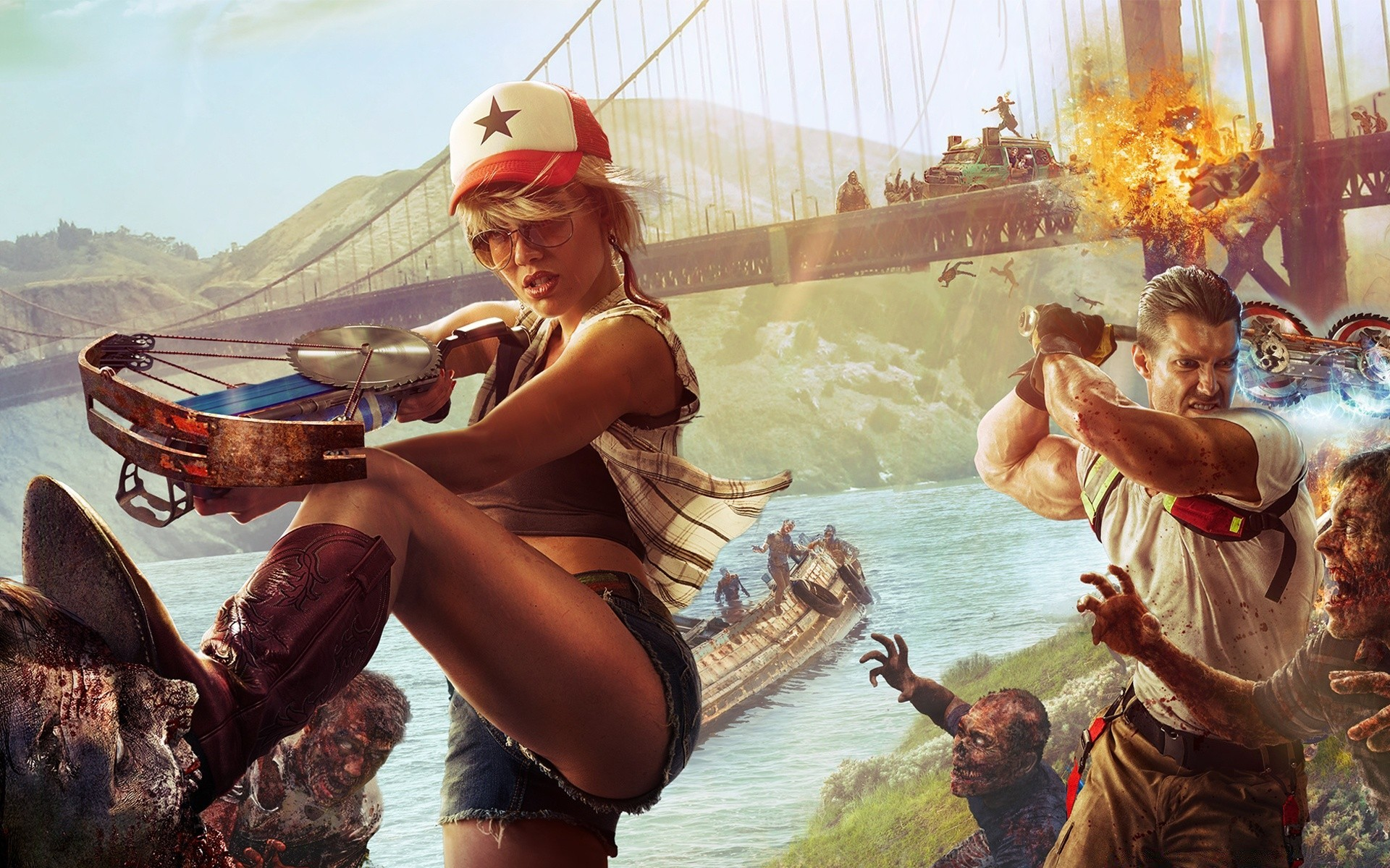 Dead Island 2 IPhone Wallpapers For Free