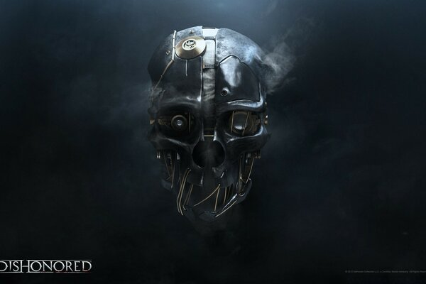 Dishonored Mask (2012 Video Game)