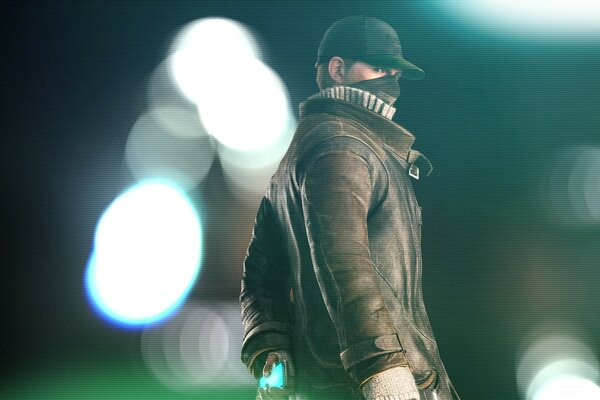 Aiden Pearce Enhanced