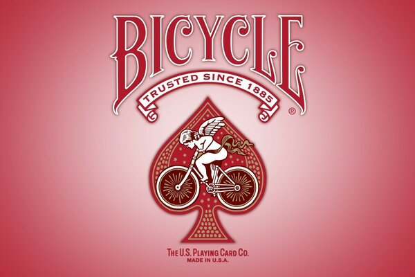 Bicycle Playing Cards Red UPD 2-2