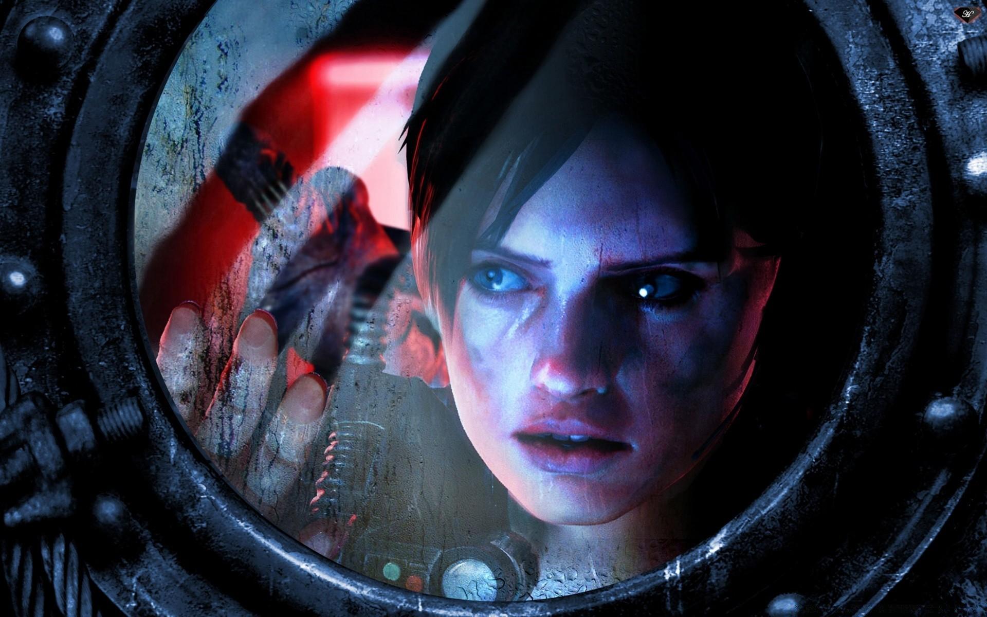 Resident Evil Revelations Jill Valentine Android Wallpapers