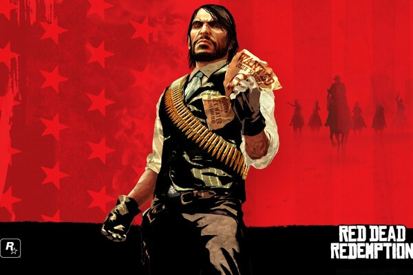 Red Dead Redemption, Marston Wanted