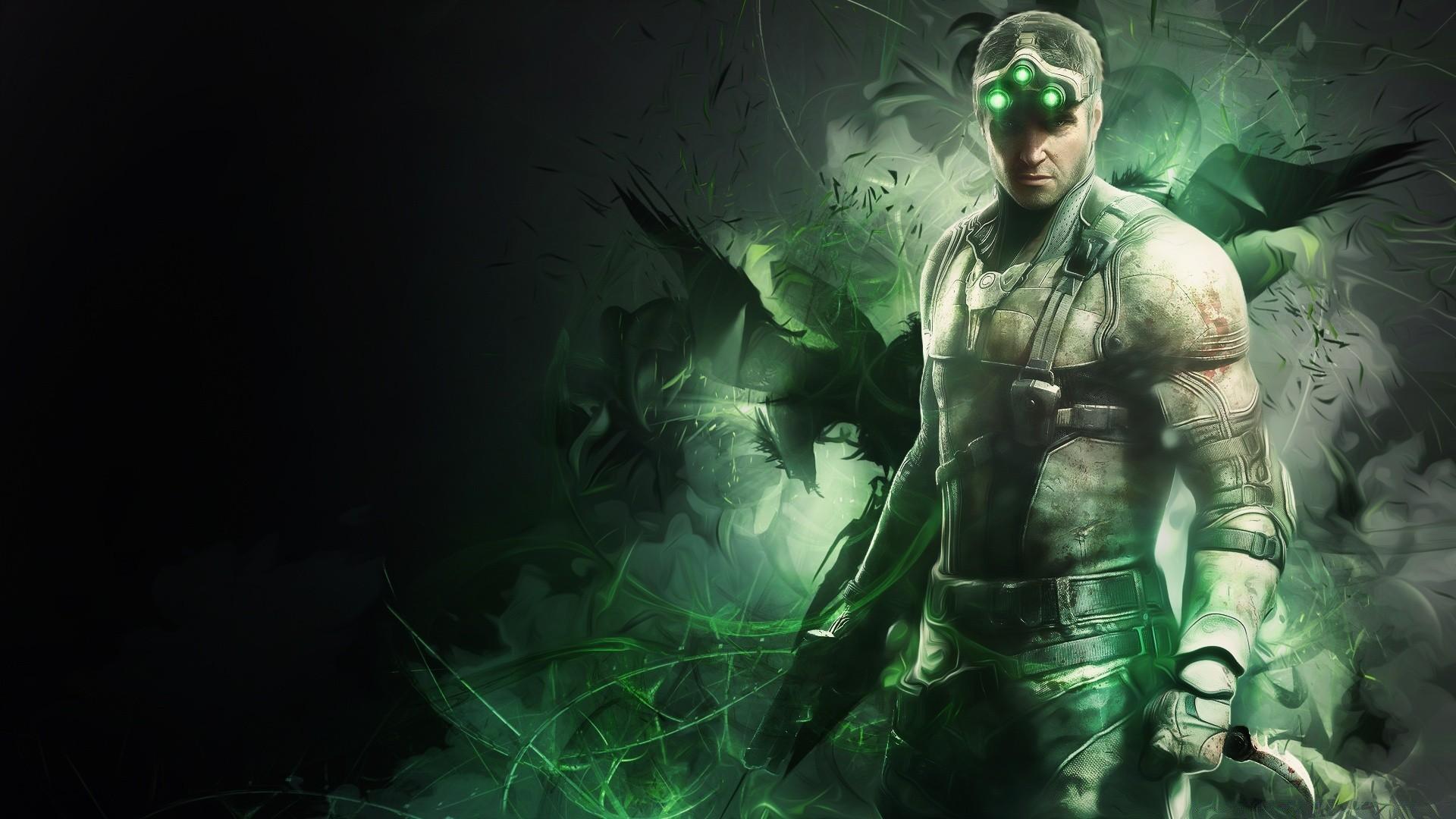 Tom Clancys Splinter Cell Blacklist HD Wallpaper  X