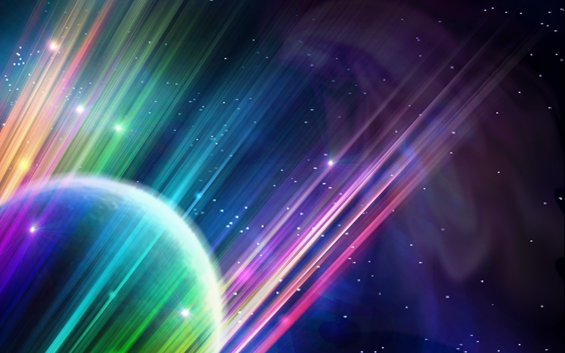 planet abstract space fantasy light illustration graphic energy science galaxy motion astronomy blur bright wallpaper design futuristic desktop future art shape