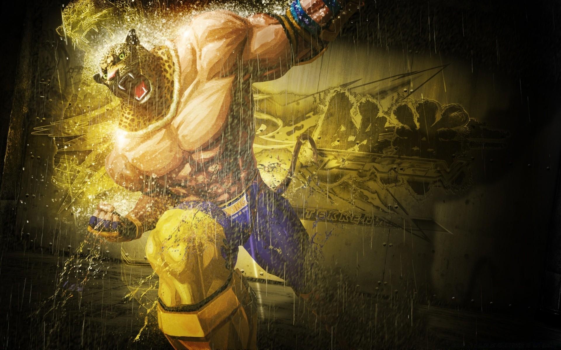 King In Tekken Free Wallpapers