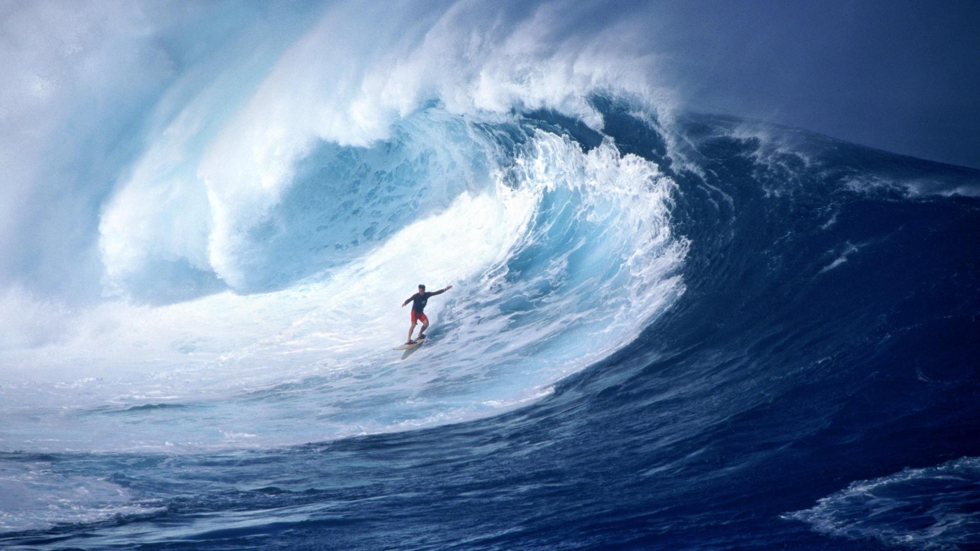 Jaws, Maui, Hawaii анонимно