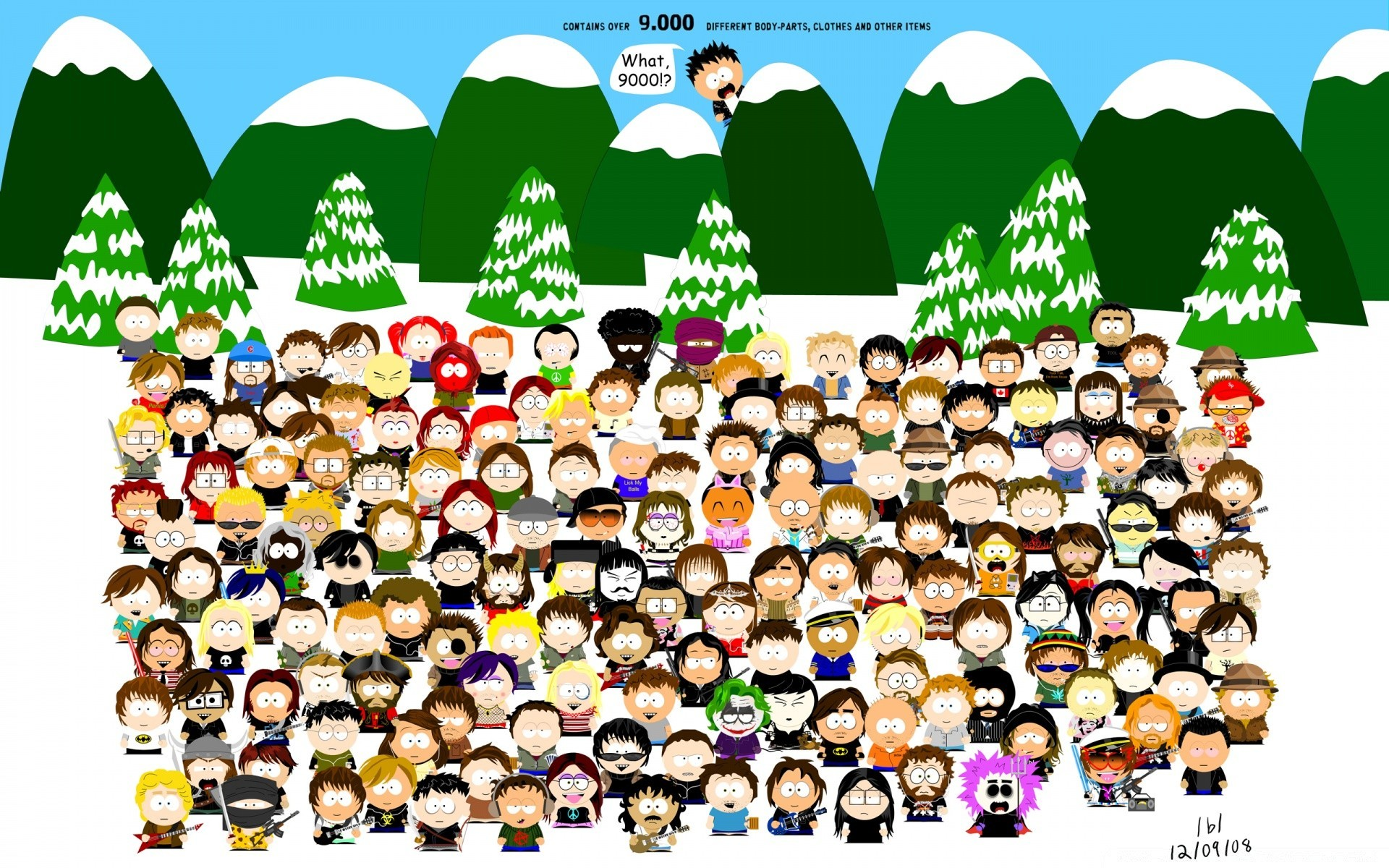 South Park Android Wallpapers