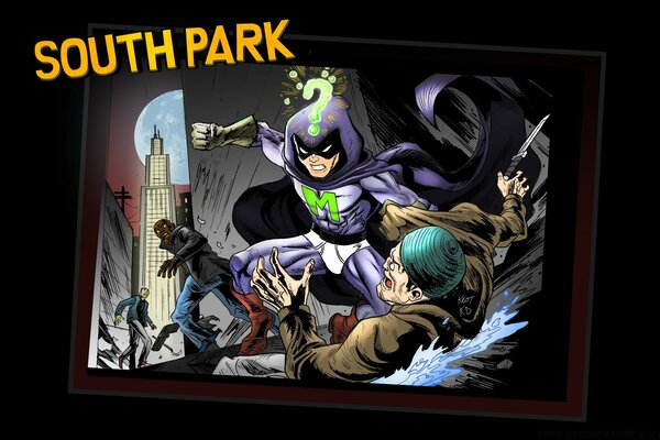 South Park - Mysterion