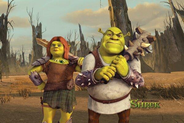 Shrek Wallpapers For Desktop