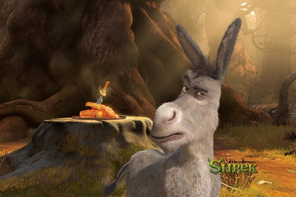 Donkey, Shrek Forever After
