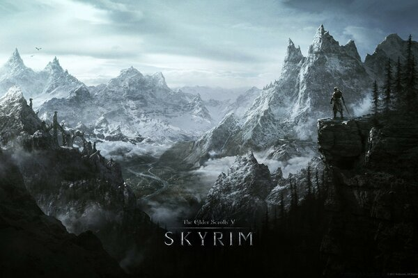 The Elder Scrolls V Skyrim (Video Game)