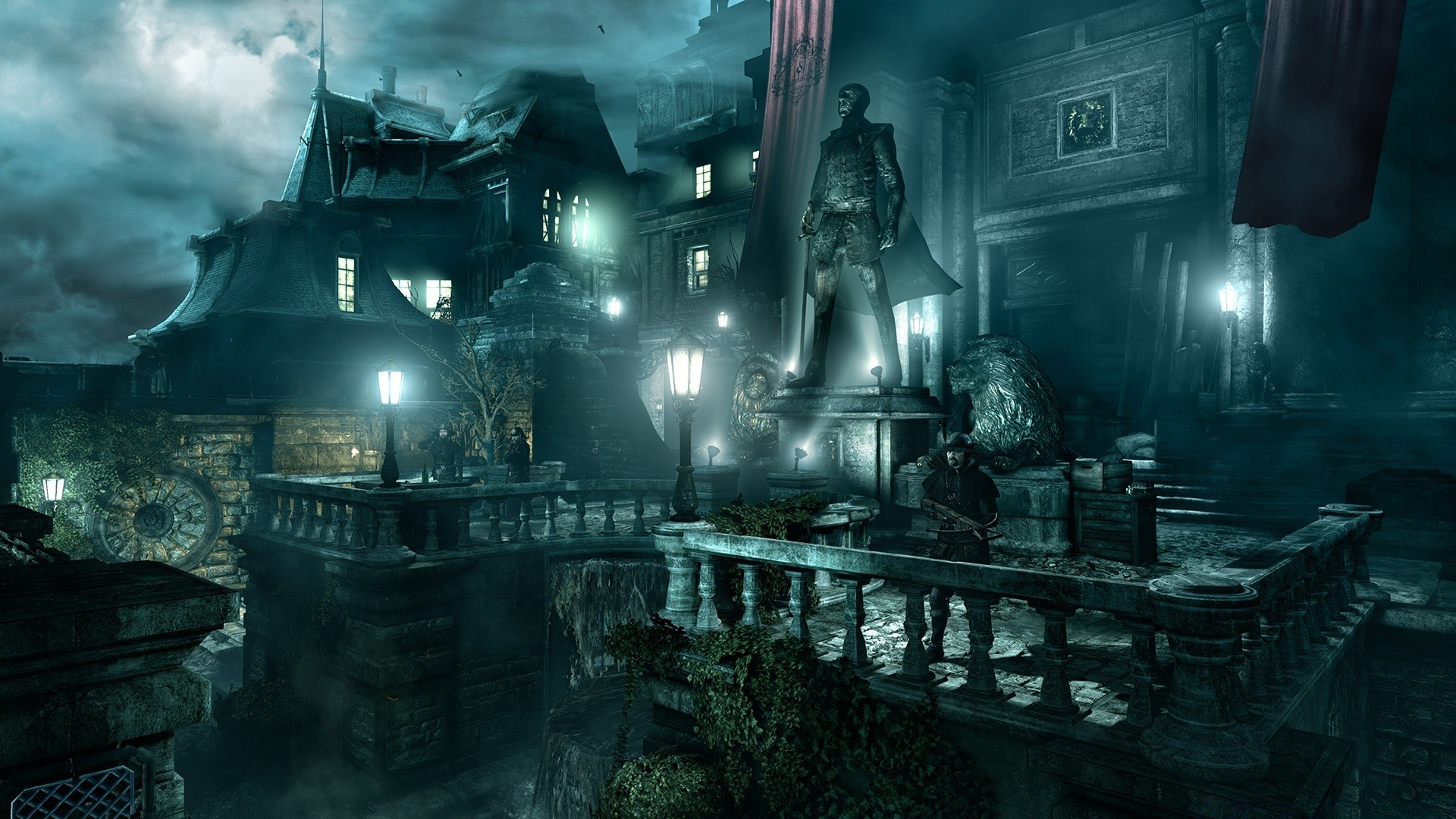 Thief 2014 Screenshot - Android wallpapers