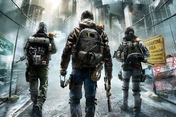 Tom Clancys The Division 2015