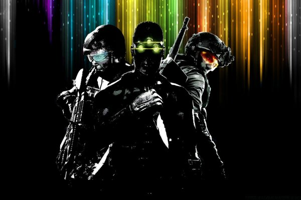 Tom Clancy Game