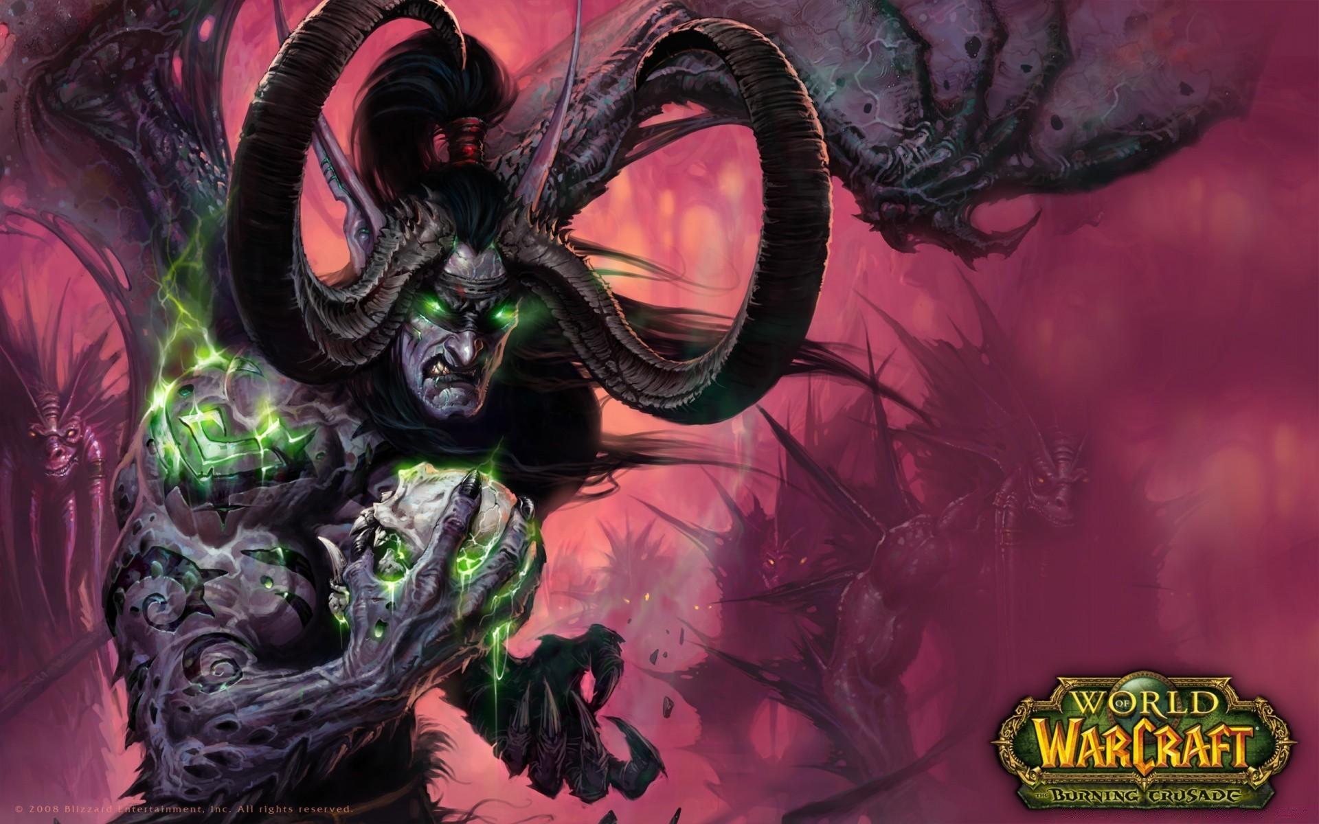 world of warcraft the burning crusade download pc