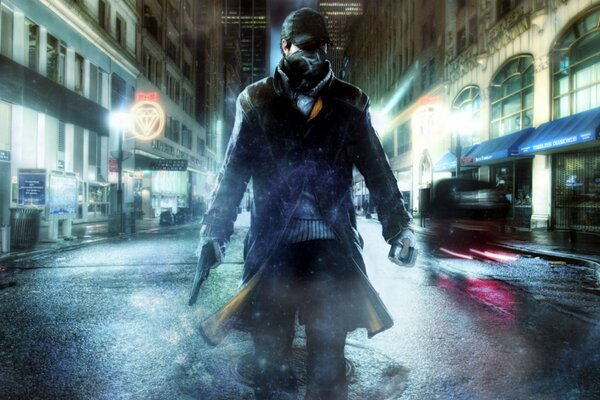 Aiden Pearce - WatchDogs