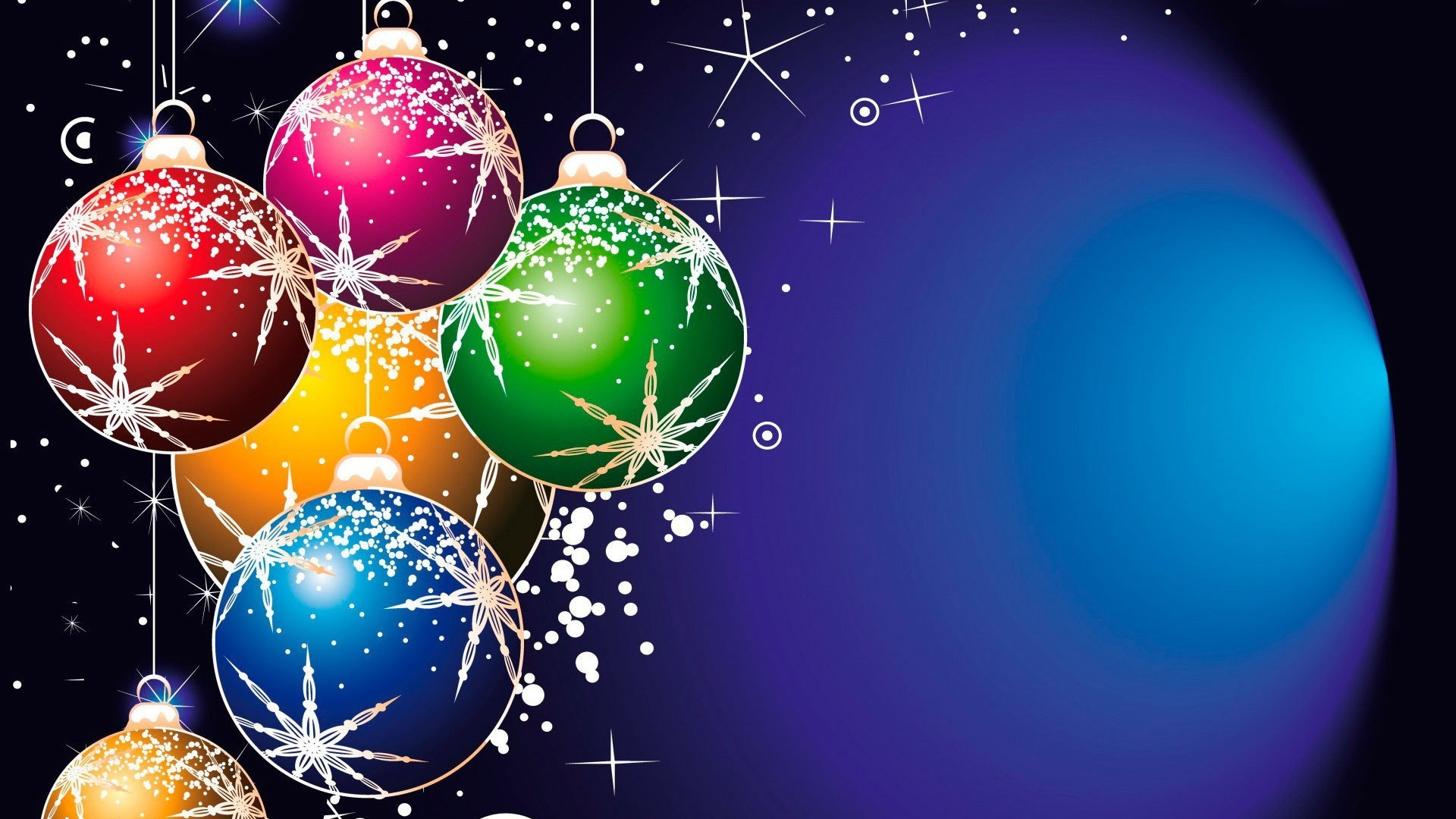 new year christmas sphere ball shining bright illustration space ball-shaped science sparkling glisten winter round merry desktop graphic design