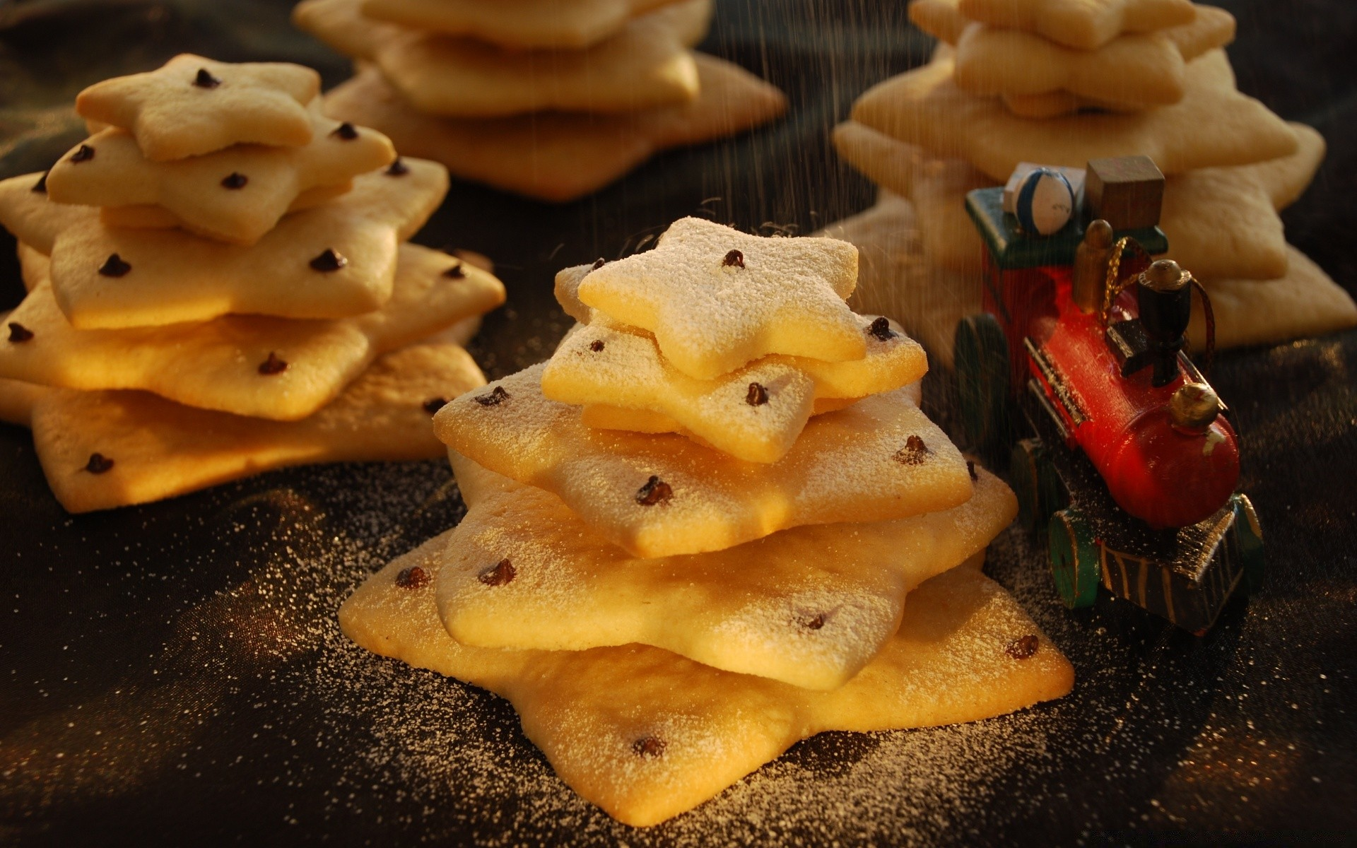 christmas food homemade cookie sweet delicious sugar pastry refreshment baking cake cooking meal