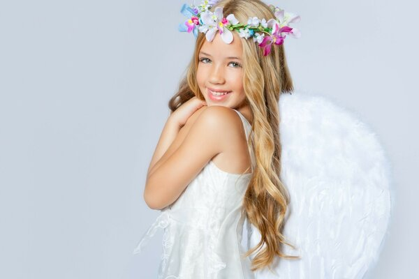 Cute angel