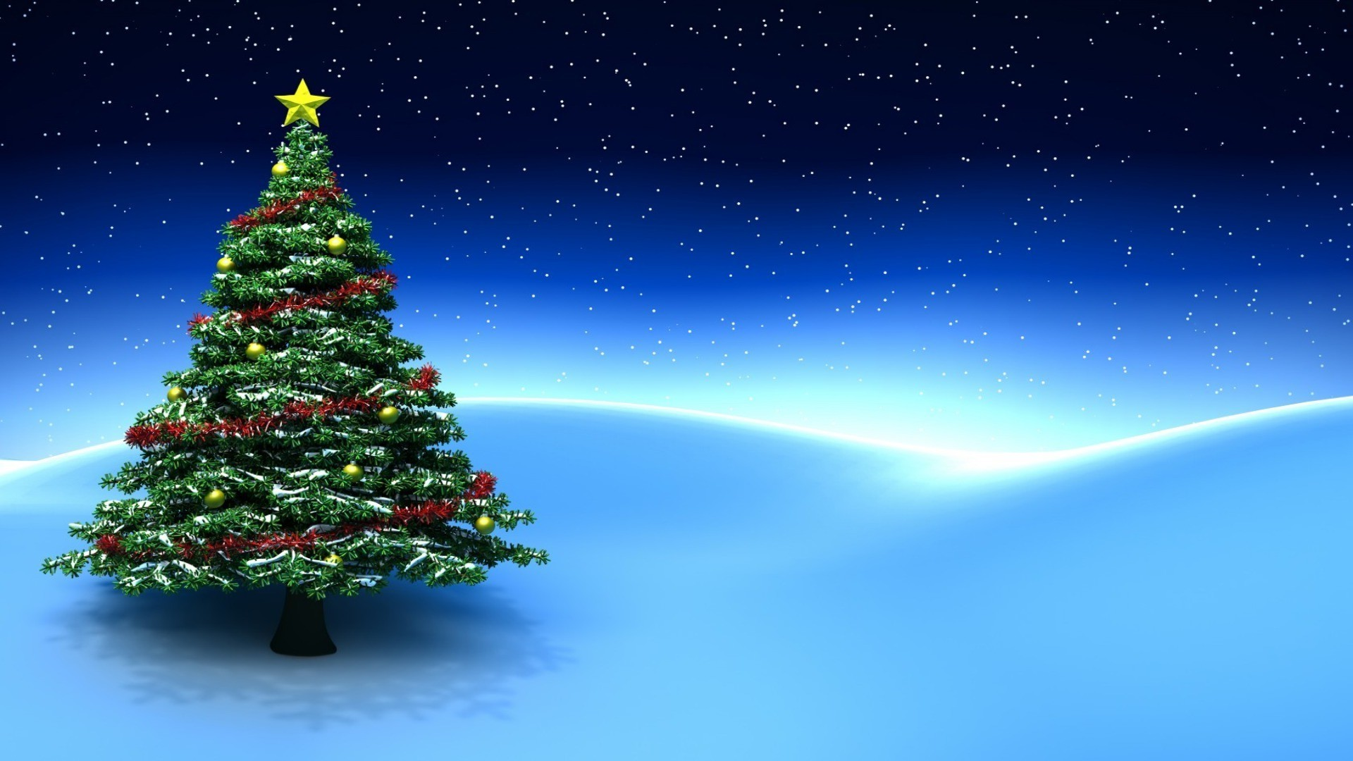 new year christmas winter snow tree christmas tree moon celebration sky outdoors fir evergreen pine conifer light