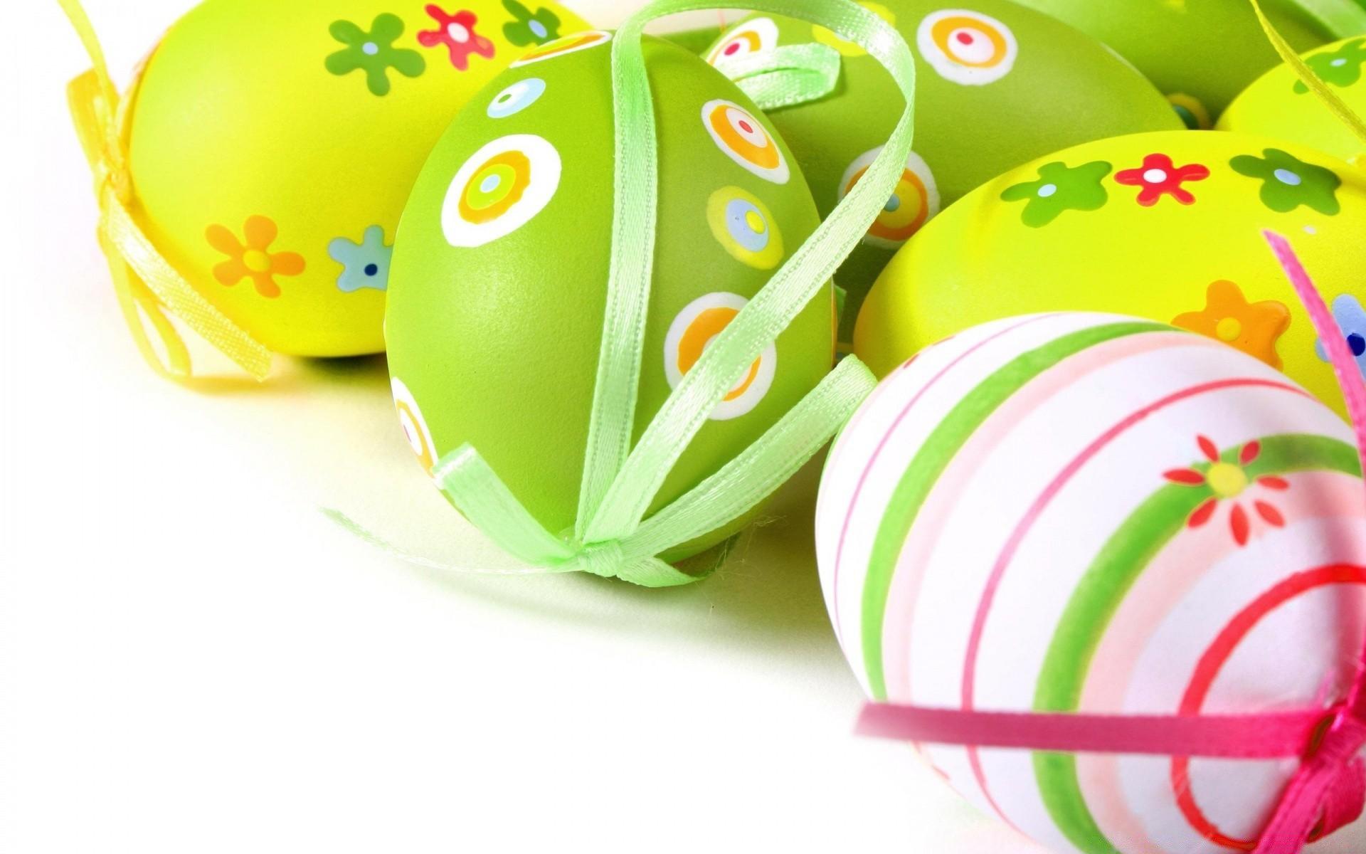 Easter Eggs Macro Desktop Wallpapers For Free