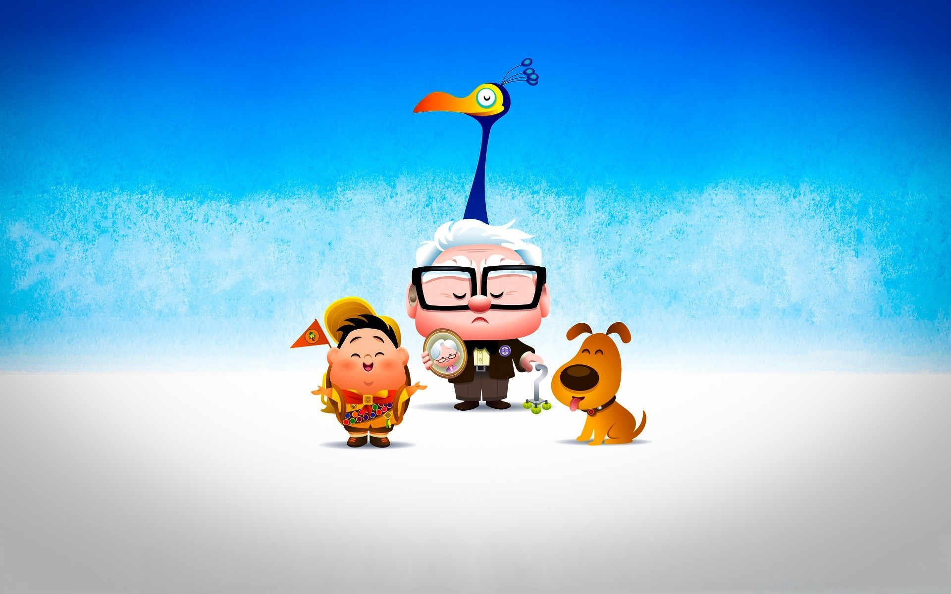 UP Movie Kawaii IPhone Wallpapers For Free