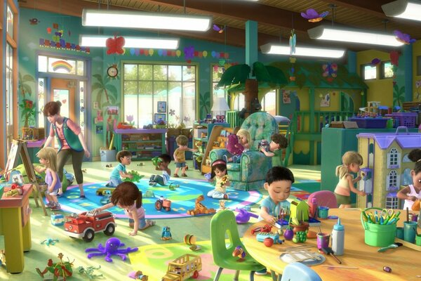 Toy Story 3 Playtime
