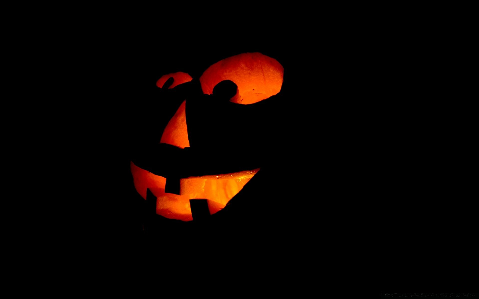 funny jack o lantern. android wallpapers for free.