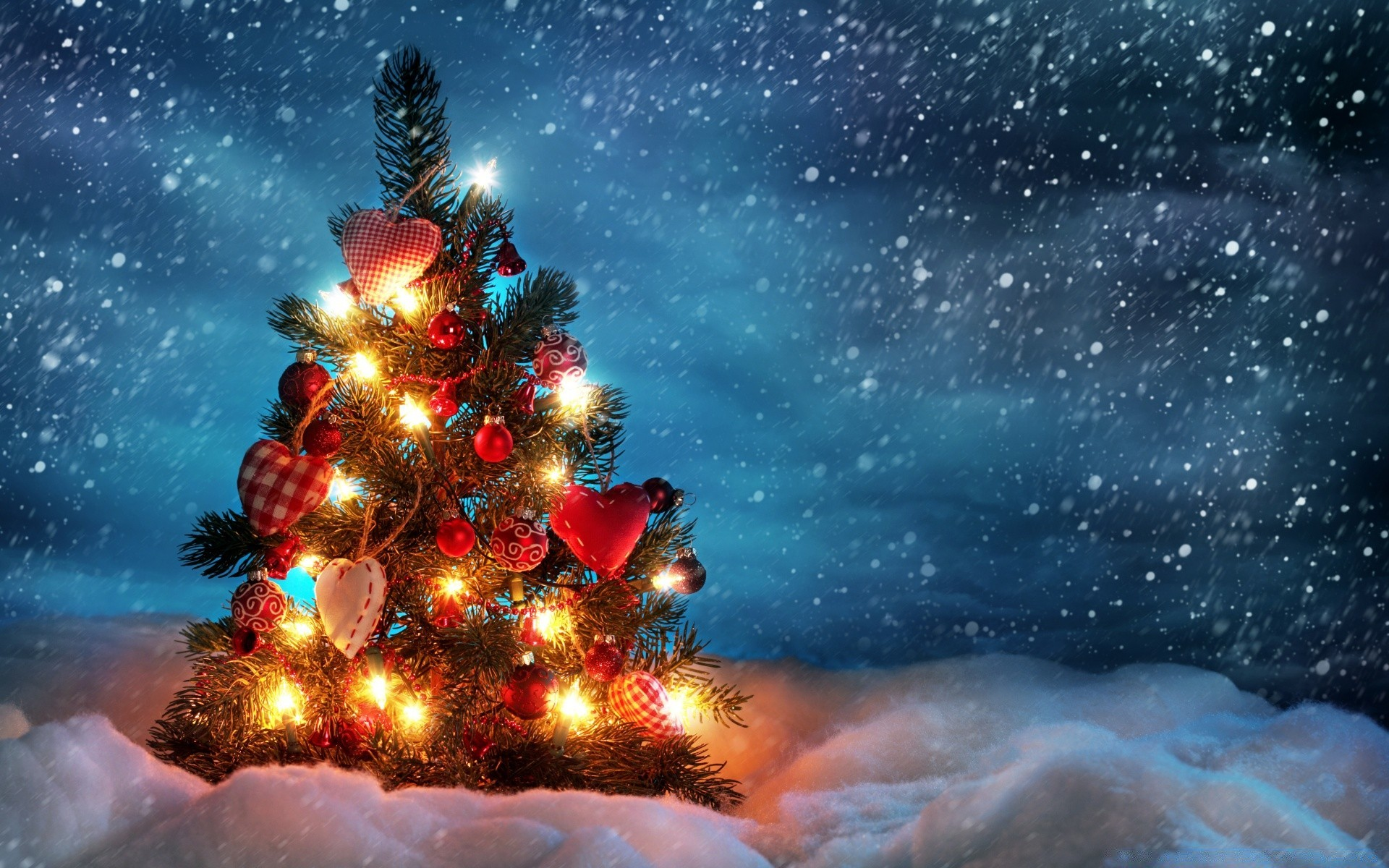 christmas tree iphone wallpapers for free