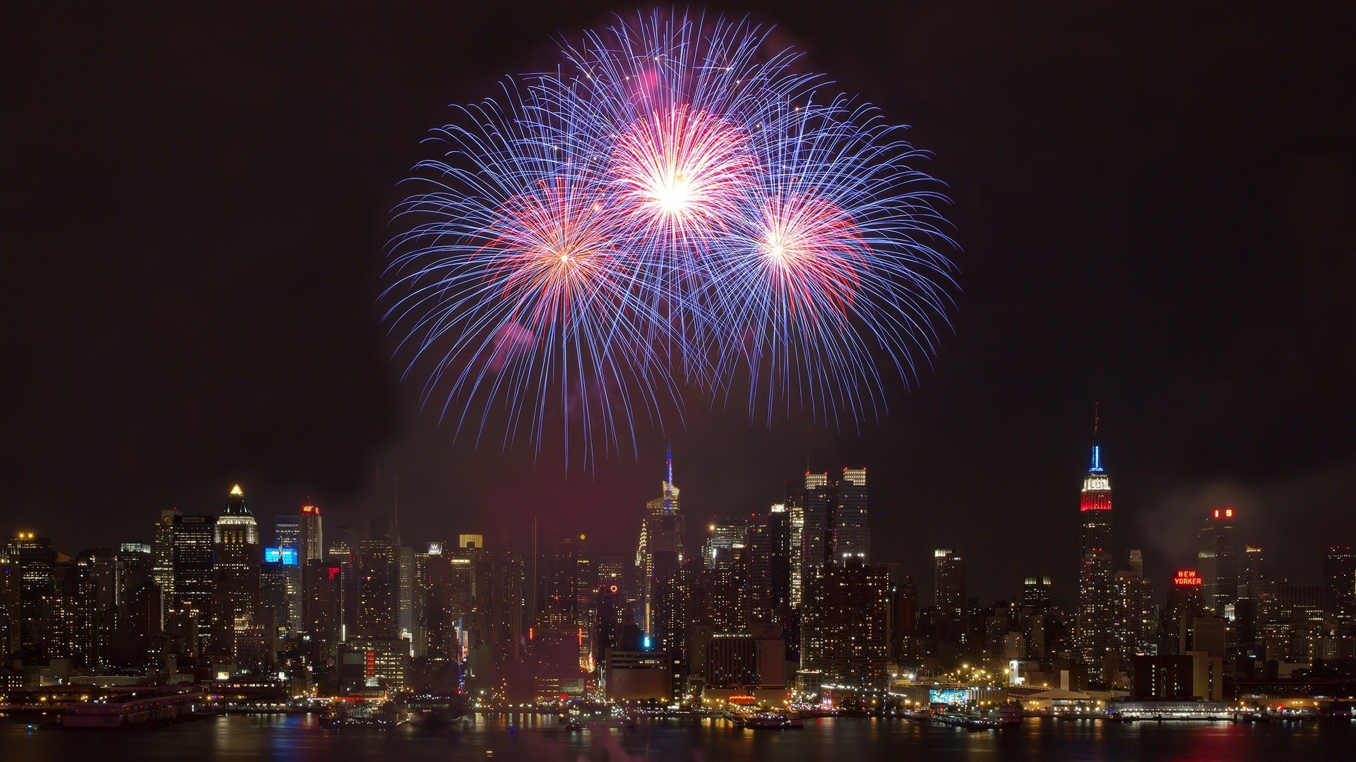 new york city new year iphone wallpapers for free