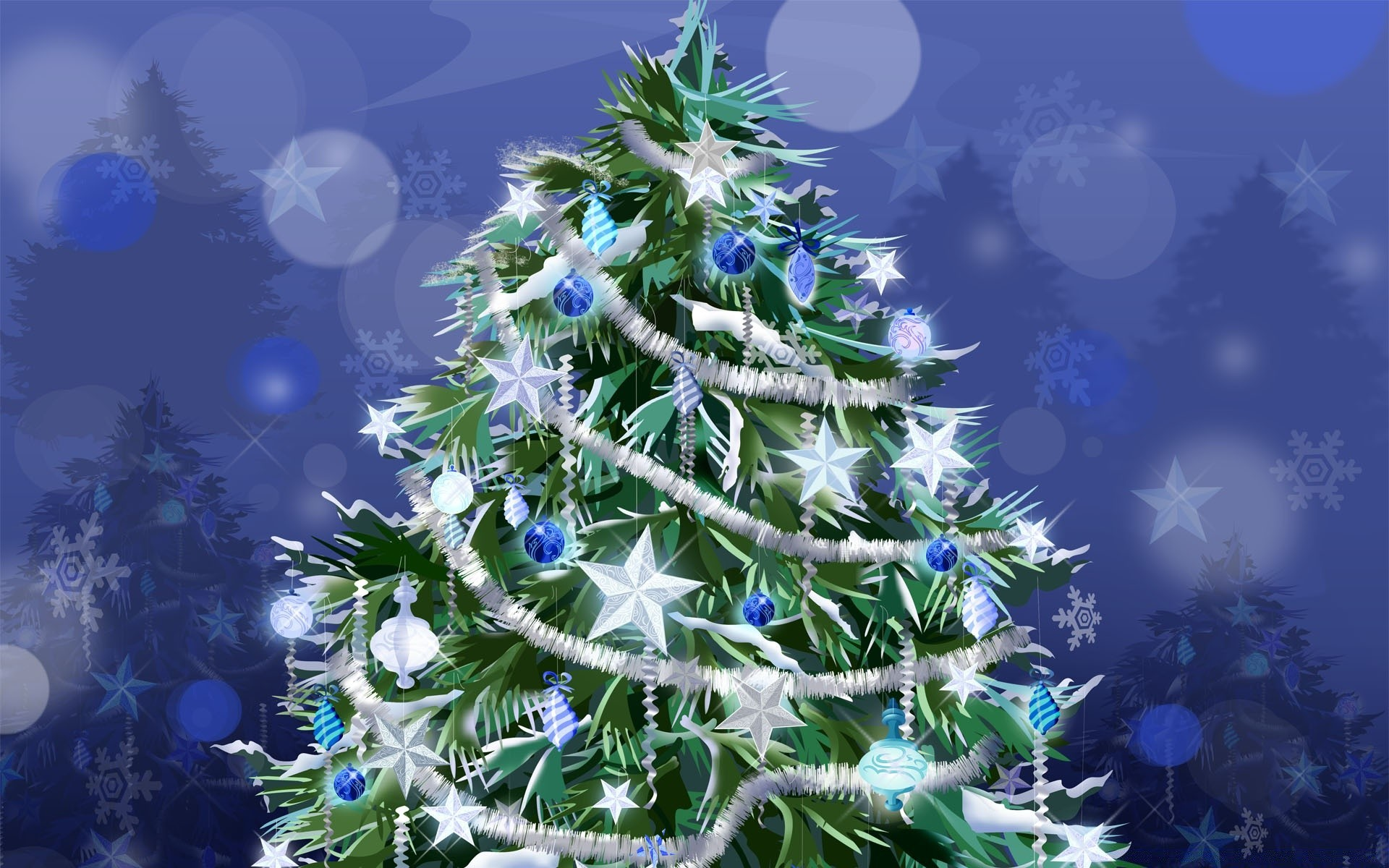 holiday tree new year desktop wallpapers for free