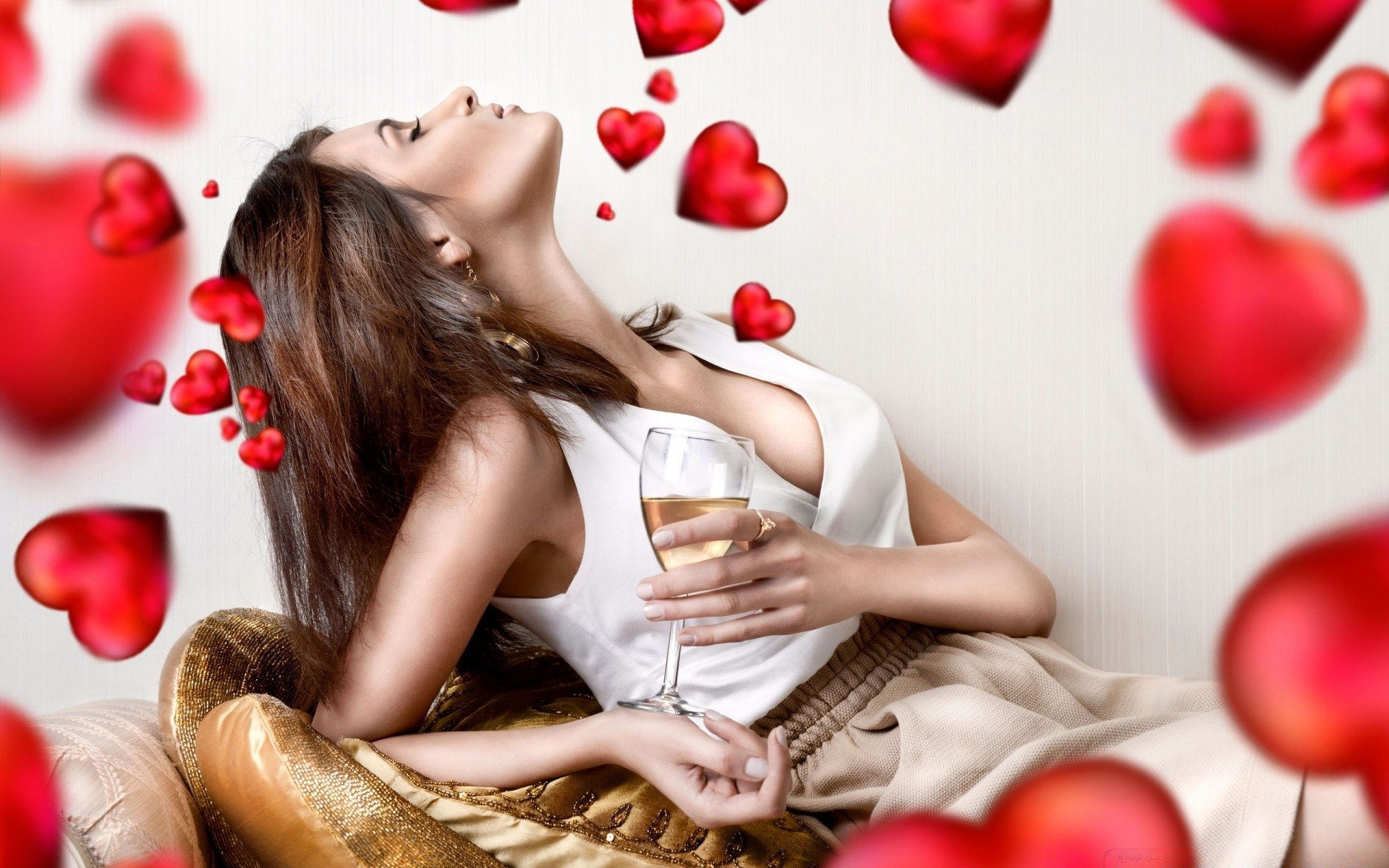valentine s day love woman romance romantic girl sexy beautiful fashion christmas cute model young pretty heart