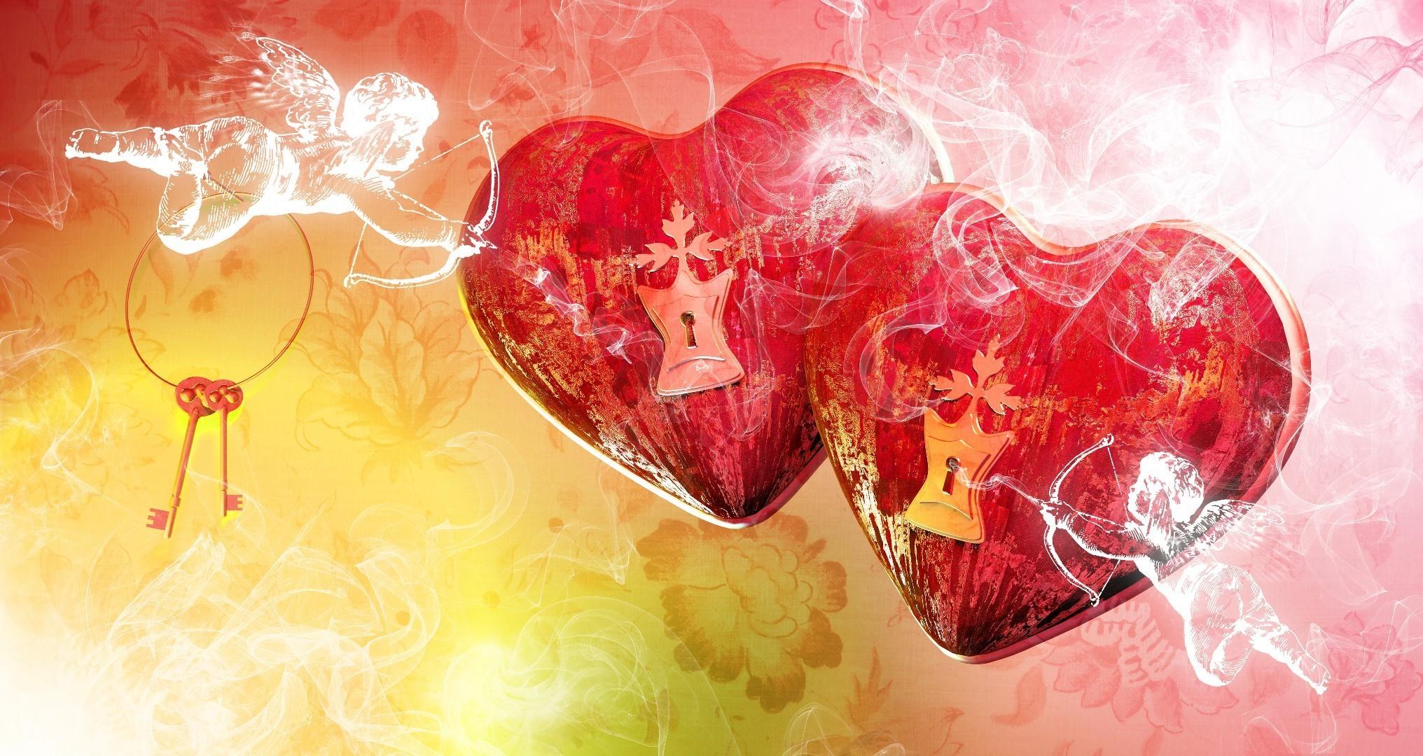 любовь сердце белое  № 1590480  скачать