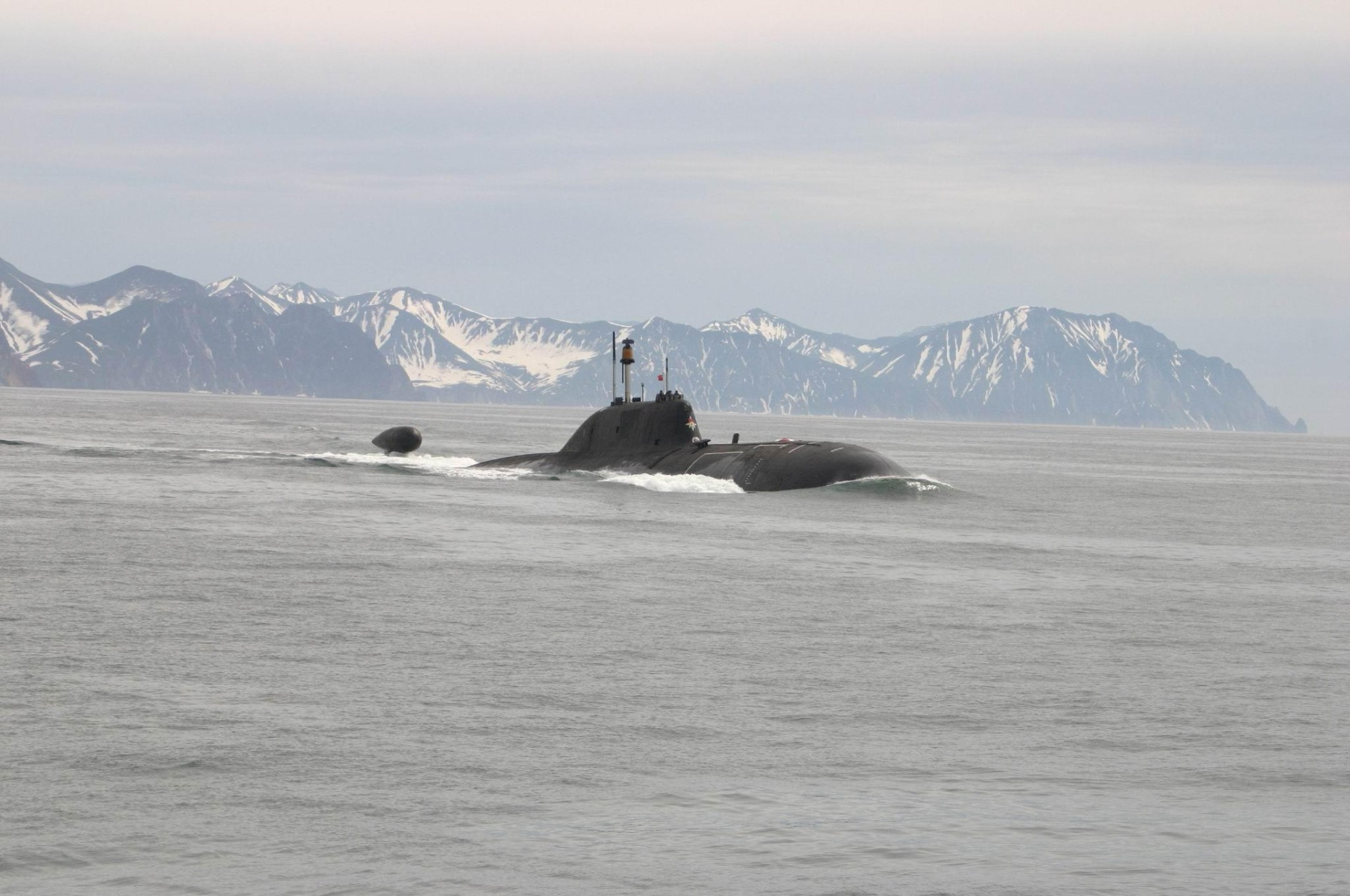 submarines water snow sea ocean landscape winter mountain seashore frosty ice lake watercraft fog beach travel cold daylight vehicle