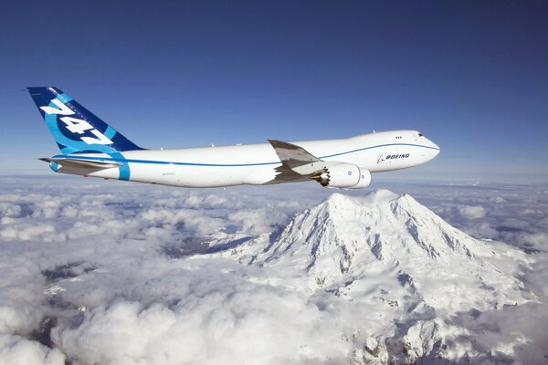 Boeing 747 Flying Altitude