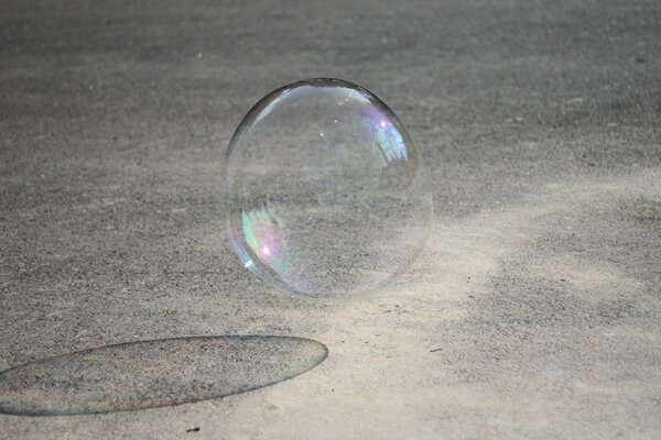 Bubble with Shadow