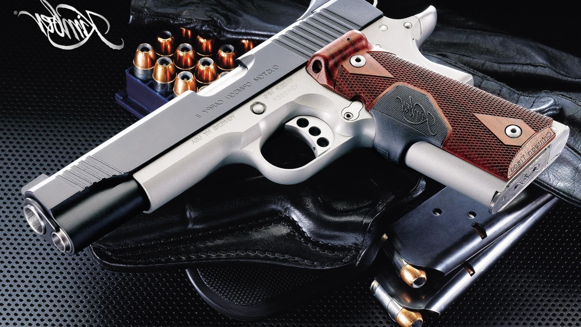 Автомат, нож и пистолет  № 3464982 загрузить