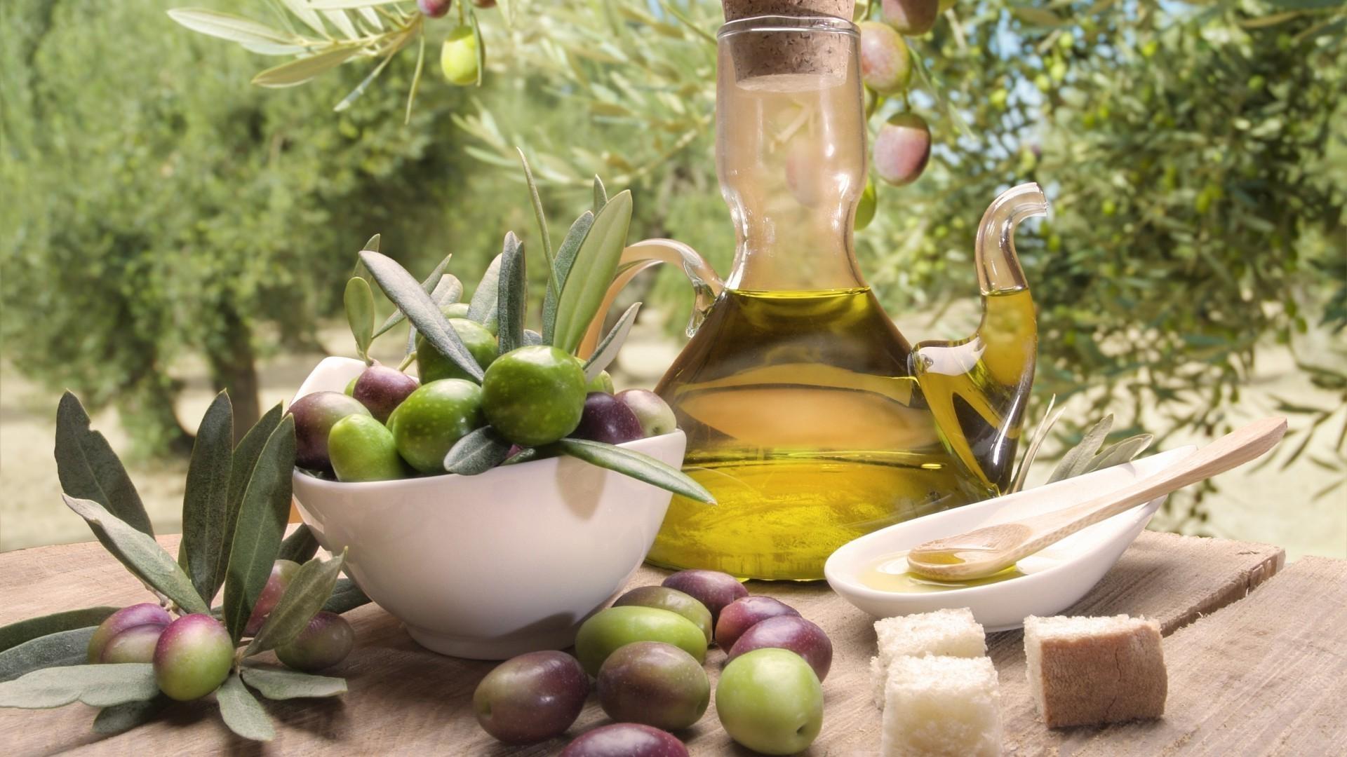 еда оливки масло  № 2107812  скачать