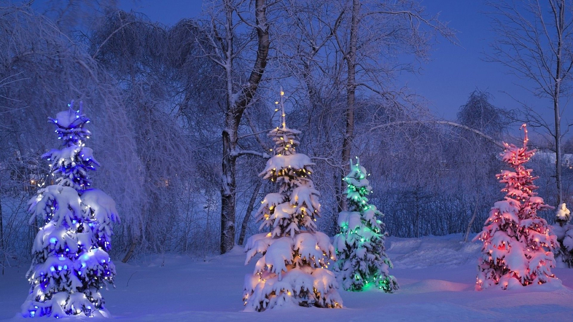 Christmas tree ornaments android wallpapers for free - Christmas nature wallpaper ...