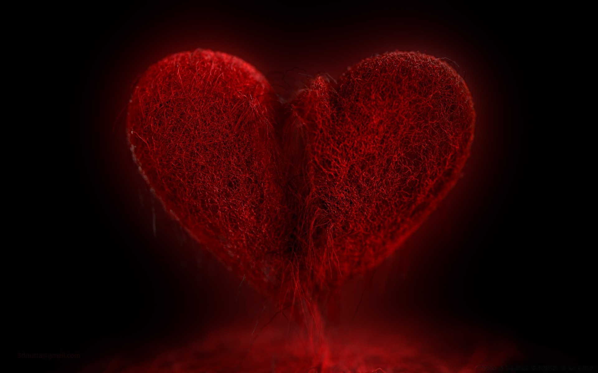 Love Heart Blood Wallpaper : Broken Heart. Android wallpapers for free.