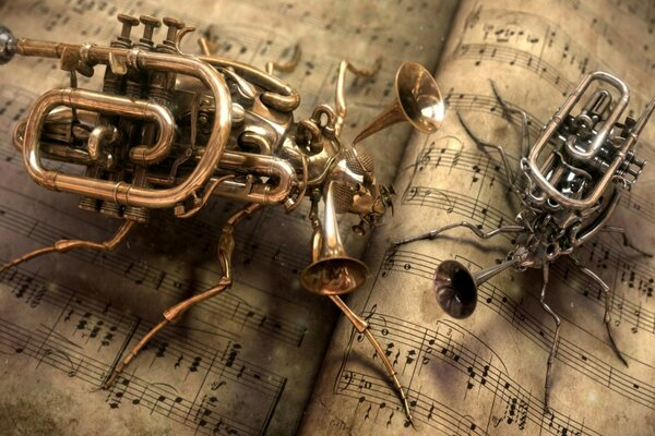 Steampunk Music