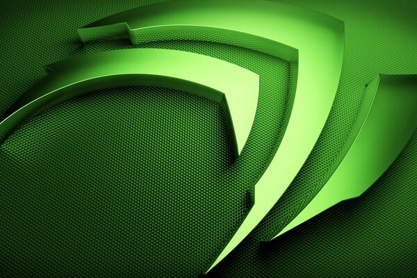 Nvidia Shape Green
