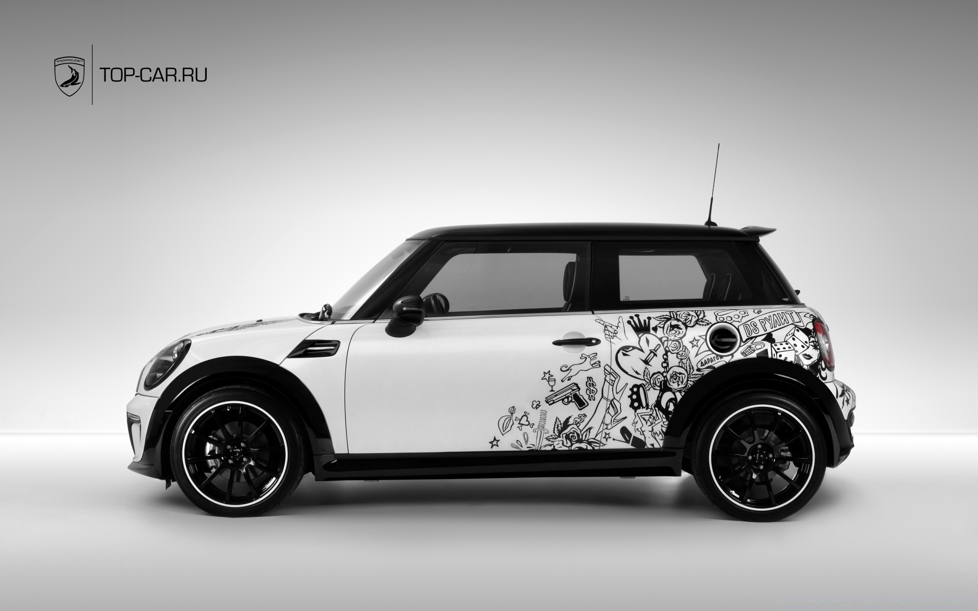 Mini Cooper S Bully Android Wallpapers