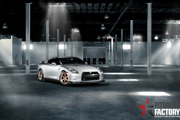 Fitment Factory Nissan GT-R