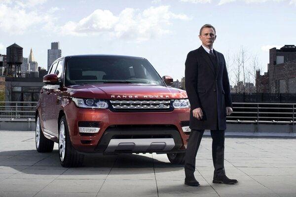 2014 Range Rover Sport - James Bond
