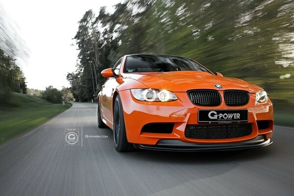 G-POWER M3 GTS Supercharged