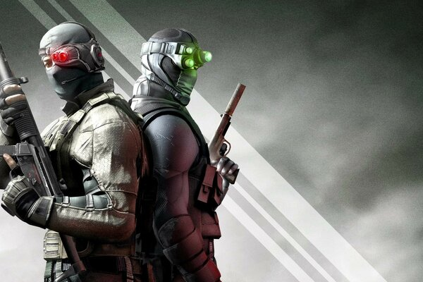 Tom Clancy s Splinter Cell: Blacklist