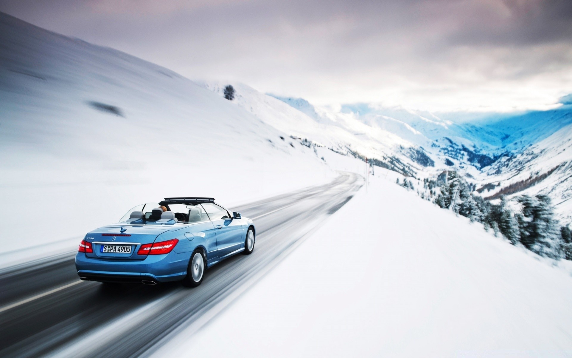Mercedes Benz E Class Android Wallpapers