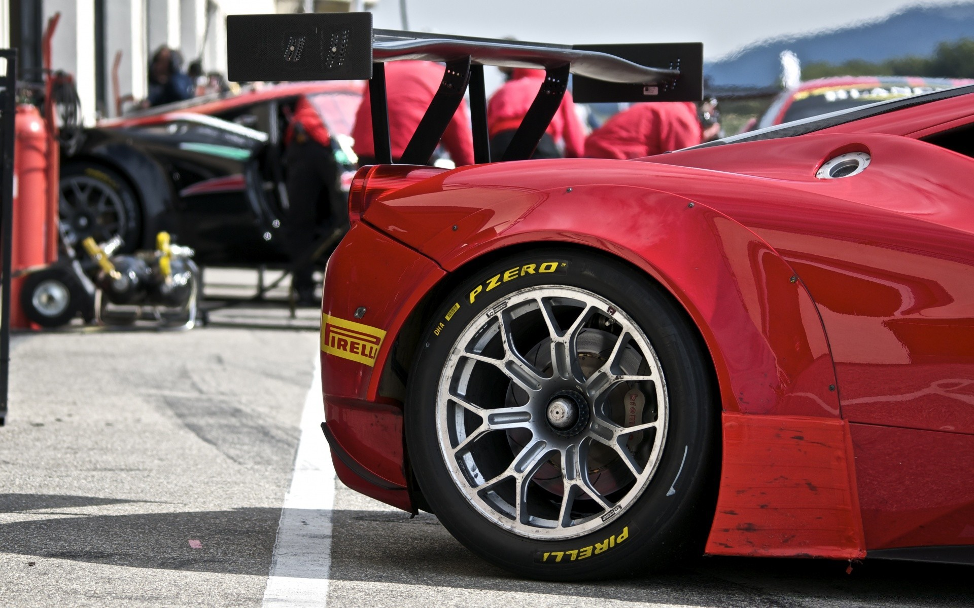 Ferrari 458 Gt3 Wallpaper