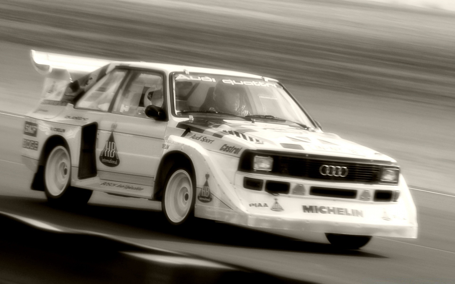 Audi S1 Quattro Rally Car 1 Android Wallpapers